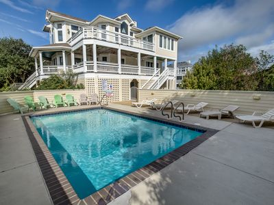 Photo for Ruby's Treasure   443 ft from the beach   Private Pool, Hot Tub