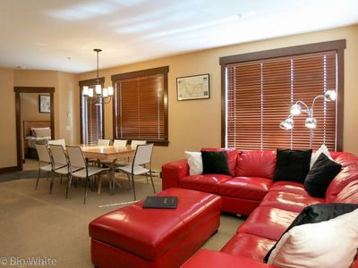 Photo for Big White Stonegate Resort Amazing 3 BR Executive Condo for 9 + HT