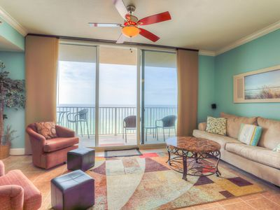 Photo for Tidewater 311~community pools~beach view~sleeps 6