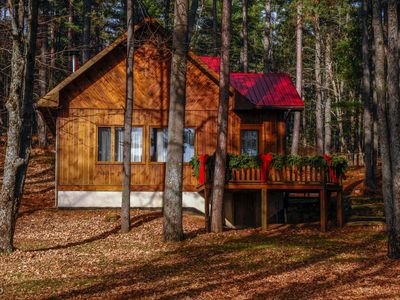 Photo for Beautiful Waterfront cottages on Black Donald Lake, Calabogie Ontario