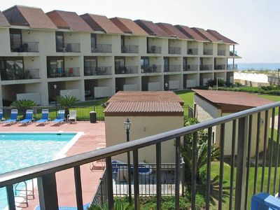 Photo for Gulfside Townhomes #12 **Townhouse Right on the Beach** Family-Friendly!