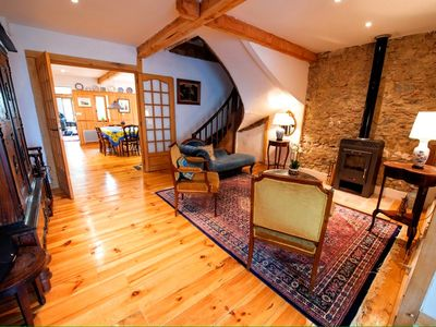 Photo for Delightfully restored traditional French house in the heart of medieval Mirepoix