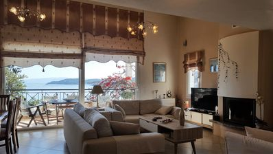 Photo for Bougainvillea House is a luxurious, modernly decorated house.