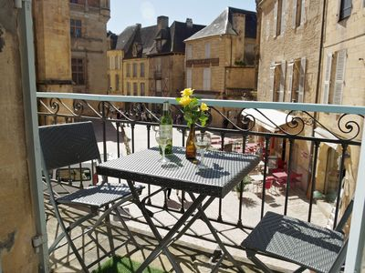 Photo for Truly In The Heart Of Sarlat, Spacious And Gracious