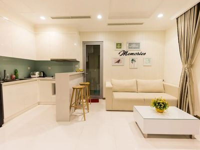 Photo for YUSTAY | Service Apartment FREE GYM at Vinhomes