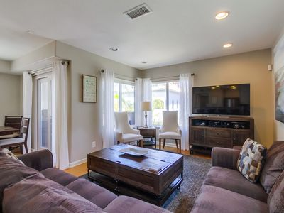Photo for REDUCED RATES- BOOK NOW!! BELMONT BEACH HOUSE - Mission Beach