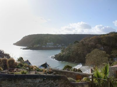 Photo for 2 HAZELDENE, family friendly, with a garden in Salcombe, Ref 976247