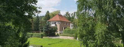 Photo for Apartment in the Villa Sonnenschein Stadtroda. 2 bedrooms 4 beds