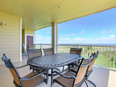 15% Discount Sunday thru Wednesday! Awesome Bay View! Book Now For Vacation Fun at Bayside Blessing!