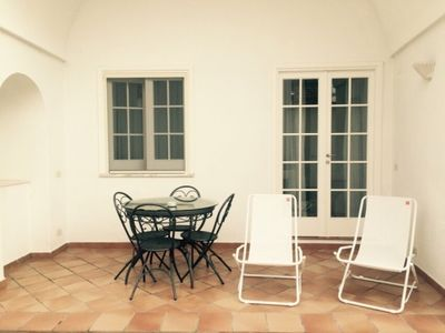 Photo for One bedroom Apartment, sleeps 2 in Positano with Air Con and WiFi