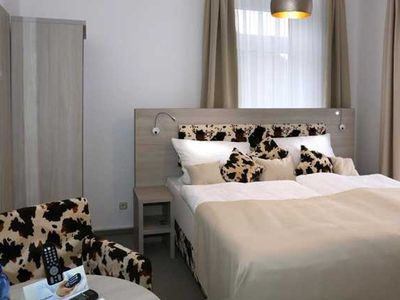 Photo for Deluxe Double Room with Balcony - Arthotel Brunnen