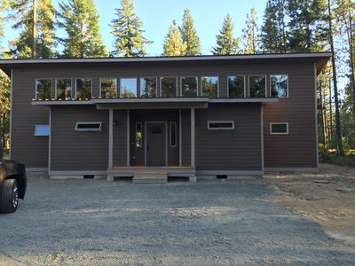 Photo for Modern Cabin in Evergreen Valley | Easy Access to Suncadia | Near Lake Cle Elum