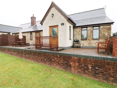 Photo for ELDER COTTAGE, family friendly, with open fire in Kidwelly, Ref 2303