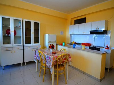 Photo for Traditional Holiday Home in Nicotera Marina with Garden