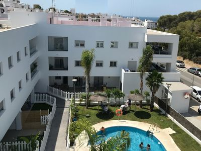Photo for Vacacional apartment in Conil with Pool , 4 pers.