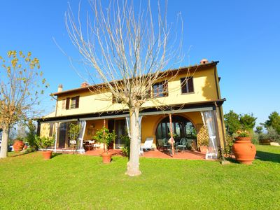 Photo for Villa in Montecastello with 3 bedrooms sleeps 8