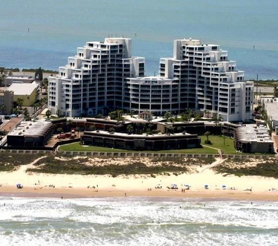 Beach House Rentals In Corpus Christi: Newly Remodeled Beachfront Luxury South Pad...