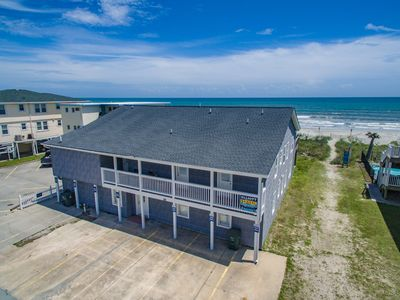 Photo for HAZEL'S CHILD on the OCEANFRONT!  PREMIUM UPGRADES * Stunning OCEAN & PIER VIEWS