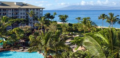 Photo for Westin Ka'anapali 2 bedroom villa! Fabulous oceanfront resort with a great pool!