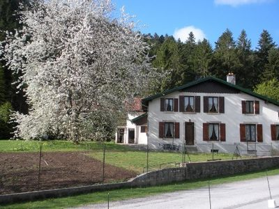 Photo for Apartment 4 people in character house, garden, quiet, in Gerardmer