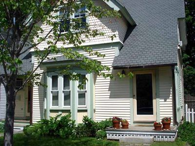 Photo for Victorian townhouse near ocean ~ Beautiful, comfortable, cozy, great character!