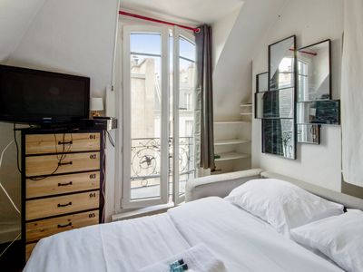 Photo for Cozy flat in Montmartre