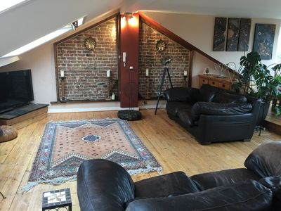 Photo for Penthouse apartment in St Margarets with excellent access to central London.