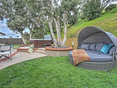 Wonderful Solana Beach House w/ Pvt. Yard+Hot Tub!