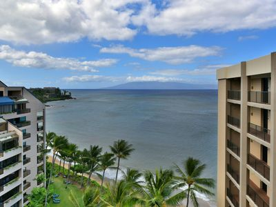 Photo for Valley Isle Resort- Ocean View Penthouse-lots of Whale Watching! Two bed/Two Ba