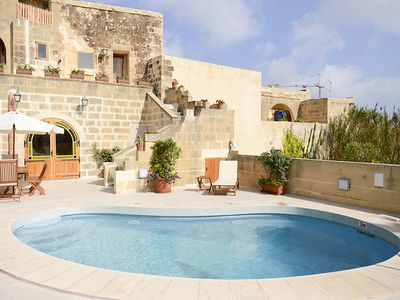 Photo for Relaxing, Quiet Village On Gozo Island