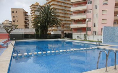 Photo for APARTMENT 4 PLACES WITH POOL TO 300 METERS FROM THE BEACH LLORET DE MAR