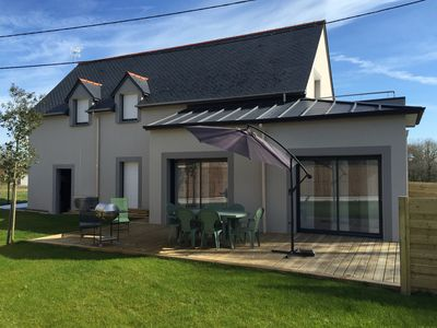 Photo for 5BR House Vacation Rental in saint lunaire