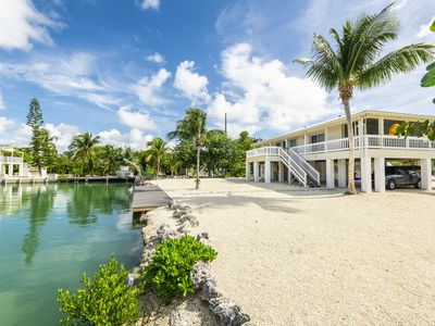 Photo for Canalfront Home - The Perfect Keys Getaway!