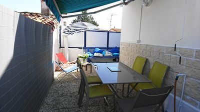 Photo for RENT HOUSE IN THE PARK OF ROYAN 100M FROM THE BEACH