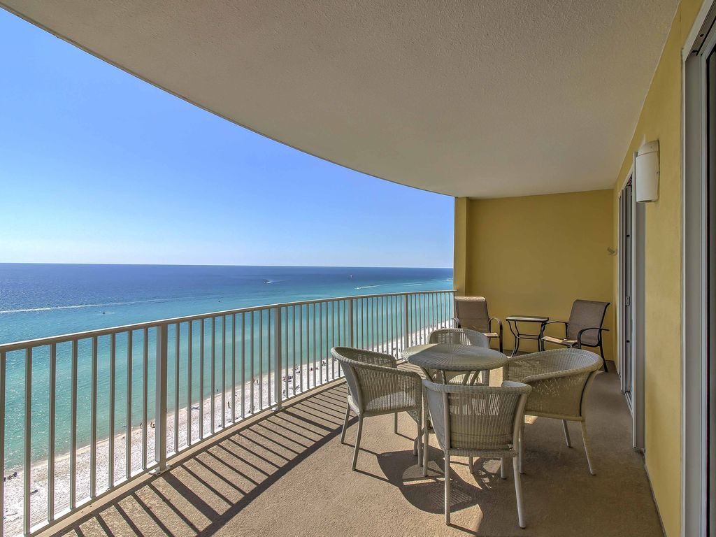 New Oceanfront 2br Panama City Beach Condo Panama City Beach Fl Rentals