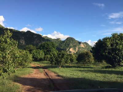 Photo for 3BR Chateau / Country House Vacation Rental in Lan Sak, Uthai Thani