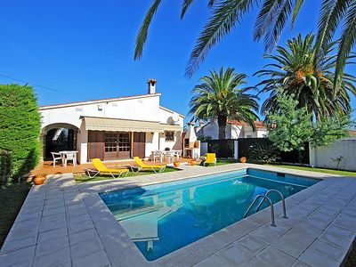 Photo for Vacation home Marion in L'Escala - 6 persons, 3 bedrooms