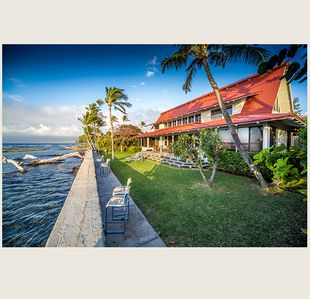 Photo for Ocean front PUAKO with room for the whole family!