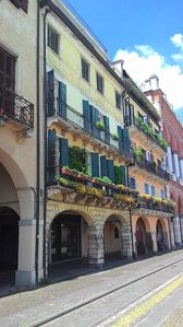 Photo for Entire apartment in the historic center Padova private park & ​​Wifi included in the price