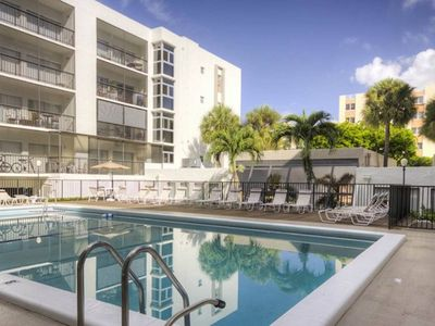 Photo for Le Cartier 420 - Condo 3 people, Sunny Isles