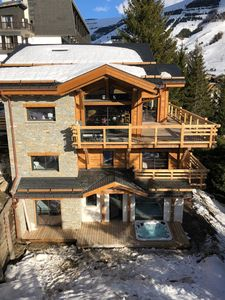 Photo for Welcome to Whitcomb Mountain Lodge (built in 2020), 5 stars, spa, close to lifts