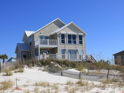 Photo for 4 Bedroom Gulf Front near State Park
