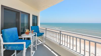 Photo for NEW LISTING SeaScape Towers DIRECT OCEANFRONT 2/2 NO DRIVE BEACH