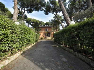 Photo for Spacious villa with garden inside the Torre Gaia consortium