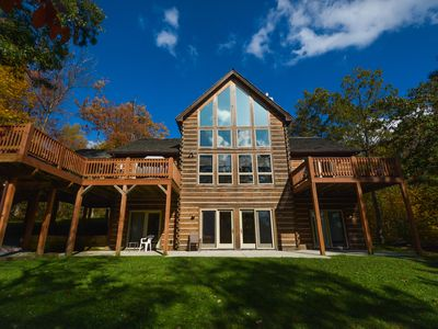 Photo for Premier Chalet Located on top of Wisp Mountain