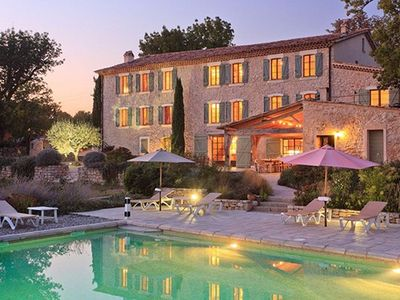 Photo for Domaine du Puits - Villa for 20 people in Draguignan