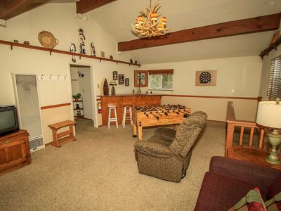 Photo for House 796 m from the center of Big Bear Lake with Parking, Internet, Washing machine, Balcony (983642)