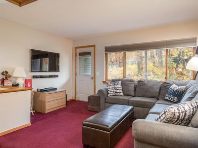 Photo for Excellent First Floor Unit with Incredible Trail Views
