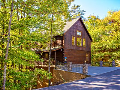 Photo for One-of-a-Kind Gorgeous and Specious Luxury 3/5 Cabin in Unbeatable Location!!