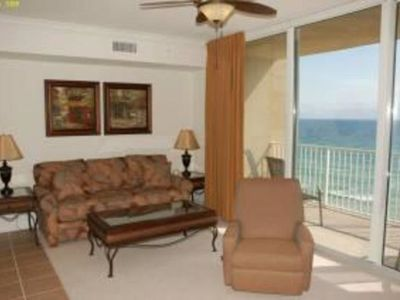 Photo for Gorgeous 3-Bedroom Condo with Unbelieveable Views of the Gulf!